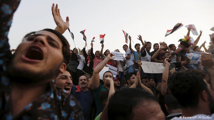 Proteste gegen Korruption und Missmanagement im Irak
