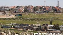 Symbolbild Israel Siedlung Adam