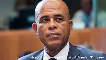 Las elecciones presidenciales, para elegir al sucesor del presidente, Michel Martelly, están programadas para el 25 de octubre.