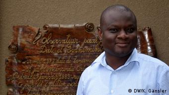 Adama Ouedraogo Damiss