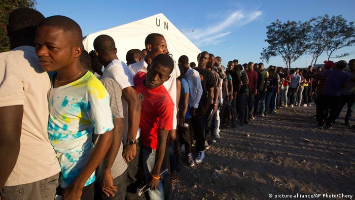 Haití comenzó a votar