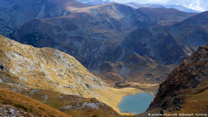 Bugarska ima i prekrasne planinske pejzaže