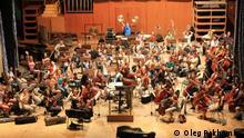 Jugendorchester der Kiewer Nationalen Musikakademie Ukraine Berliner Festival Young Euro Classic