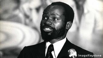 Mosambik Geschichte Präsident Samora Machel