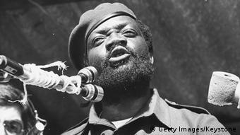 Jonas Savimbi Rebellenführer Angola