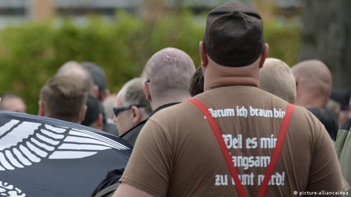 neonazis in deutschland