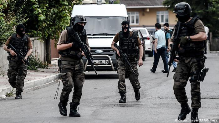 Türkei Anschlag auf US Konsulat in Istanbul