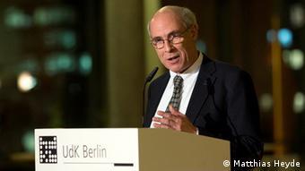Prof. Martin Rennert, Präsident der Universität der Künste Berlin
