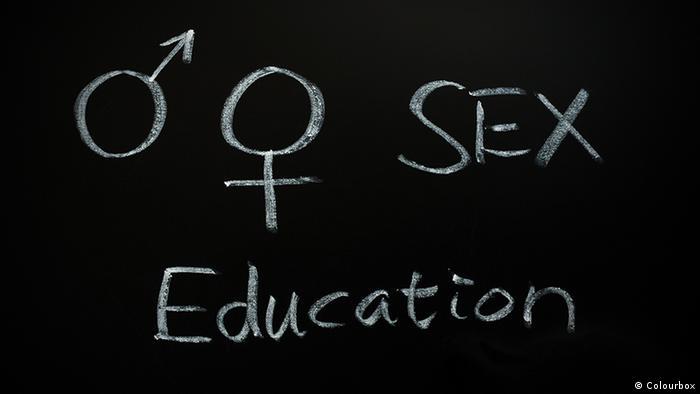 Symbolbild Sex education Aufklärung Sexualerziehung