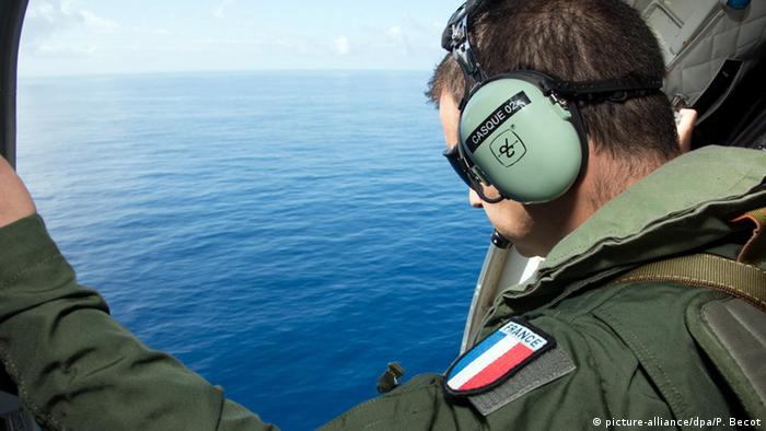 Französische Armee - Auf der Suche nach MH370