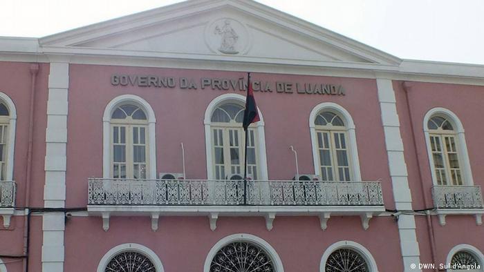 Angola Provinzregierung Luanda