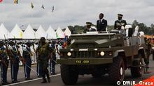 Äquatorial-Guinea Militärparade