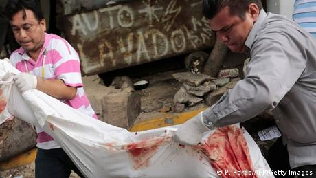Mexiko Mord in Acapulco
