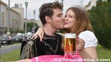 Deutschland Bierprinzessin Laura