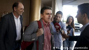 Euclides Tsakalotos se muestra optimista.