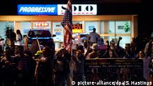 USA Proteste in Ferguson