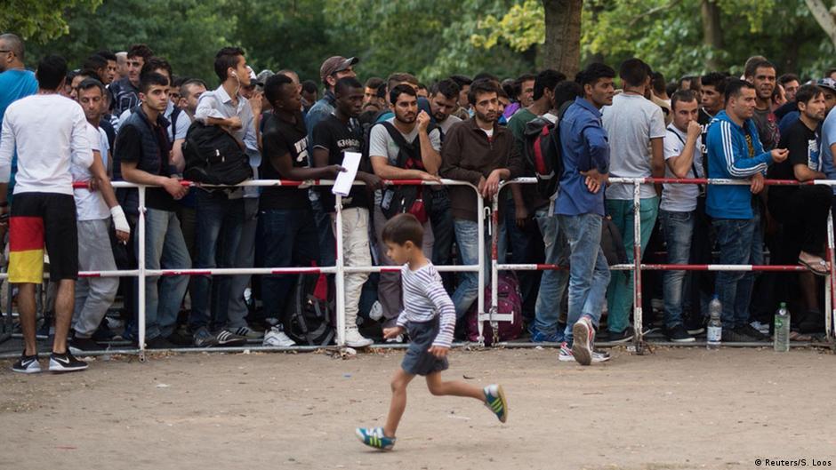 ФРГ прекратит упрощенное рассмотрение заявлений сирийских беженцев?
