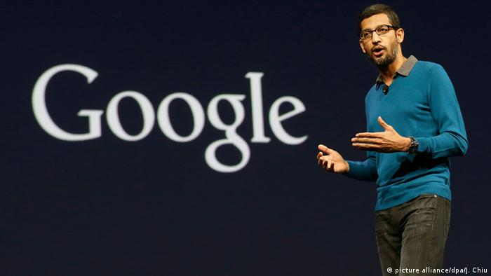 Sundar Pichai Google Manager USA