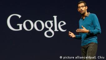 Sundar Pichai Google Manager USA