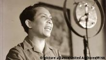 Indonesien Sutan Sjahrir erster Premierminster 1945