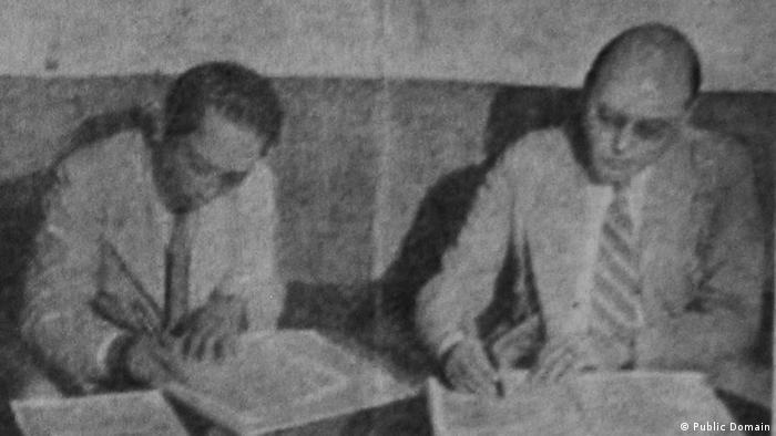 Indonesien Linggadjati Abkommen 1946