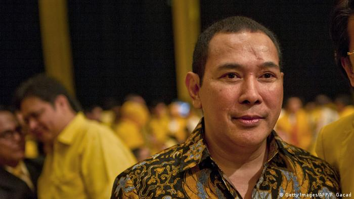 Indonesien Jakarta Tommy Suharto (Getty Images/AFP/R. Gacad)