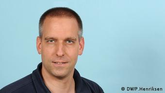 Deutsche Welle Fabian Schmidt App NEU