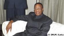 Niger Niamey Ex-Präsident Tandja Mamadou