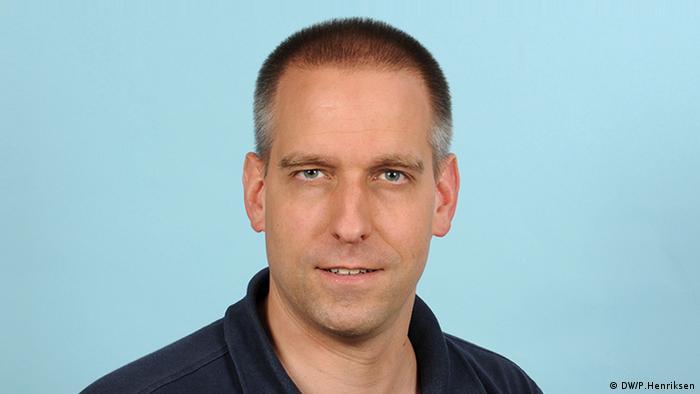 Deutsche Welle Fabian Schmidt App NEU (DW/P.Henriksen)
