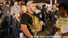 USA Oath Keepers in Ferguson