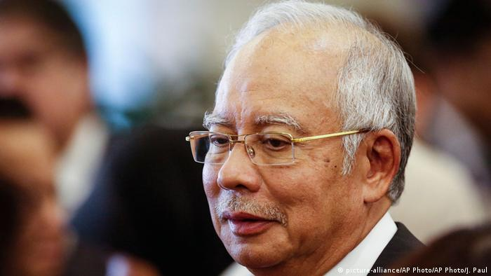 Malaysia Premierminister Najib Abdul Razak