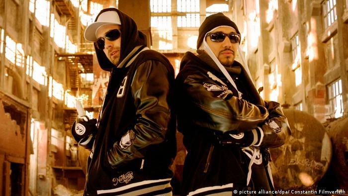 weißer rapper 90er