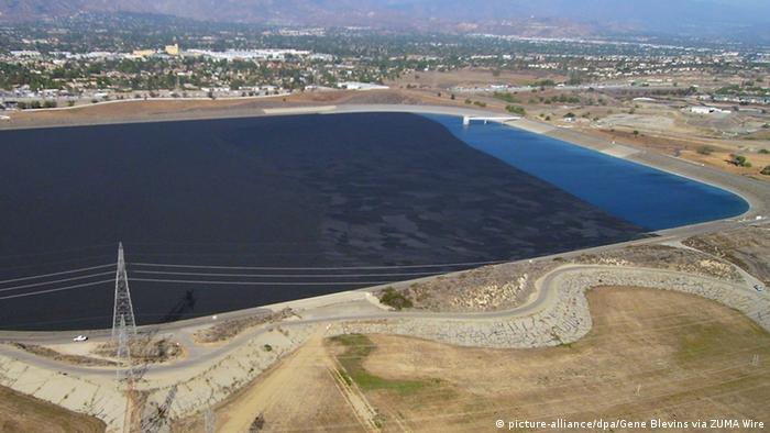 USA Dürrebekämpfung in Los Angeles