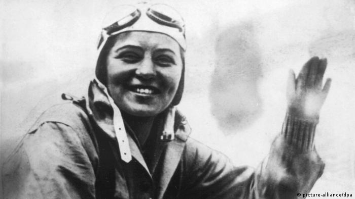 Deutschland Elly Beinhorn Pilotin