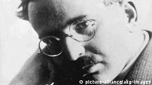Deutschland Schriftsteller Walter Benjamin