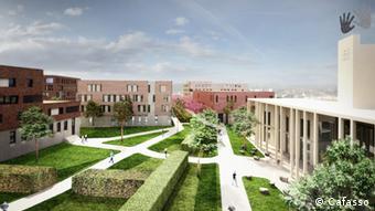 Plans for mega-prison in Haren © Cafasso
