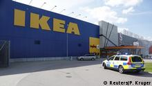 Ikea - Messerangriff in Vasteras (Reuters/P. Kruger)