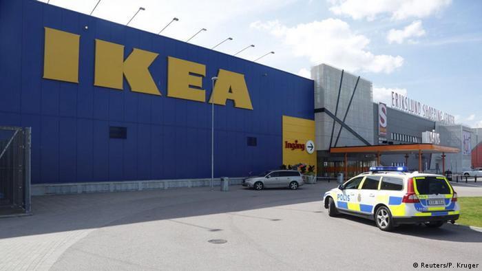 Ikea shopping center