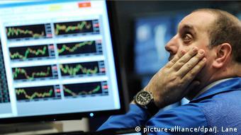特朗普扼杀虚假繁荣 引发全球金融市场动荡