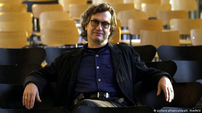Deutschland Wenders wird Professor an Hochschule für bildende Künste Hamburg