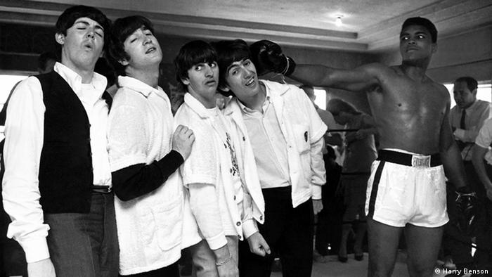 Мохаммед Али и Beatles