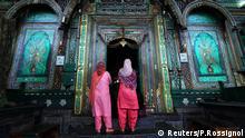 Symbolbild Indien muslimische Frauen Muslimin Kaschmir