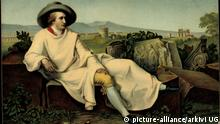 Gemälde Goethe in Italien