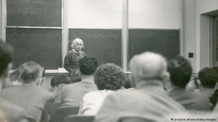 Bildergalerie Nobelpreisträger Albert Einstein