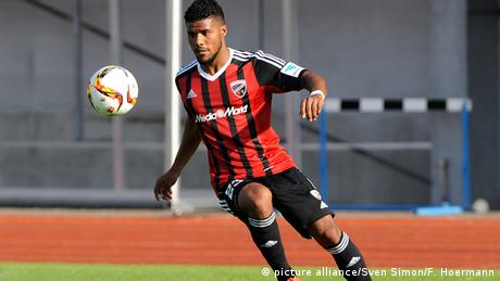 1. Bundesliga: Elias Kachunga vom FC Ingolstadt in Aktion (Foto: picture alliance/Sven Simon)
