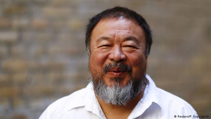 Ai Weiwei in Berlin Atelier