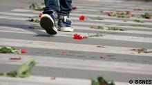 Verkehrsunfälle in Bulgarien