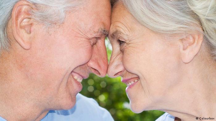 Altes Ehepaar (Symbolbild)