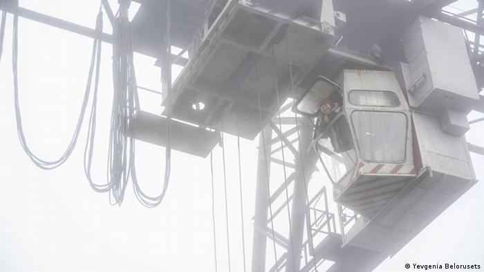 На угольной шахте в Красноармейске