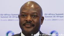 Burundi Pierre Nkurunziza
